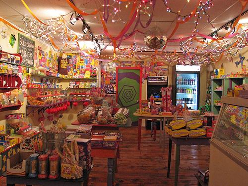 Открыть магазин сладостей из европы